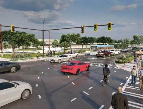 Pedestrian Safety and Beautification Breaks Ground in Doraville, Georgia